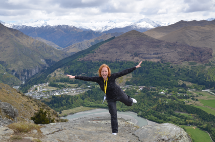Queenstown, a place where you don't need wings to fly...