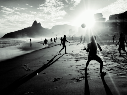 Another afternoon at Ipanema beach
