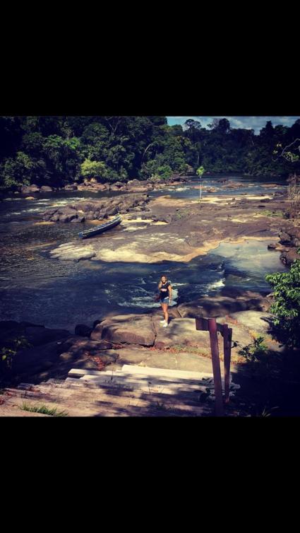 Boven Suriname Rivier