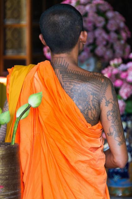 Thaise monnik