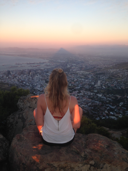 Sunset Lions Head Cape Town