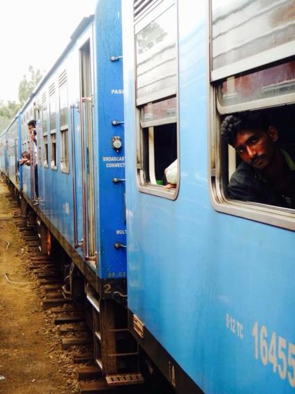 Mooiste treinreis van de wereld!