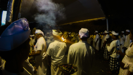 Canggu Bali Traditional Ceremony