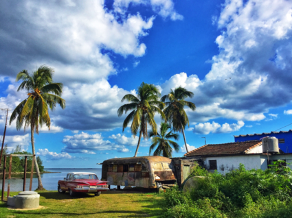 Fidel's Pardise