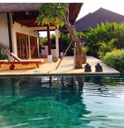Geweldige villa Brongbong in Bali, met de voetjes omhoog heeerlijk genieten geblazen!