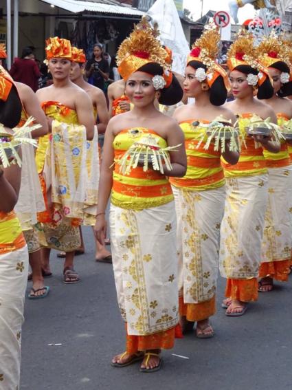 Kleurrijk Bali!