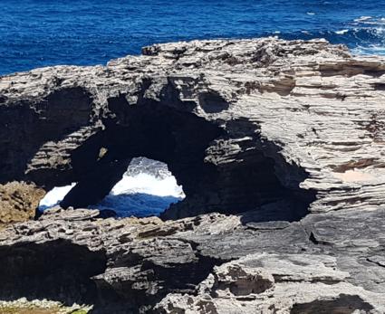 Rotnest Island uitkijkpost