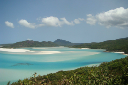 Whitsundays islands