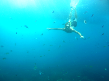 Snorkelen op Karimunjawa