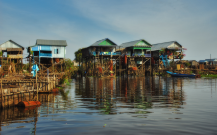 Floating Village Kampong Phluk