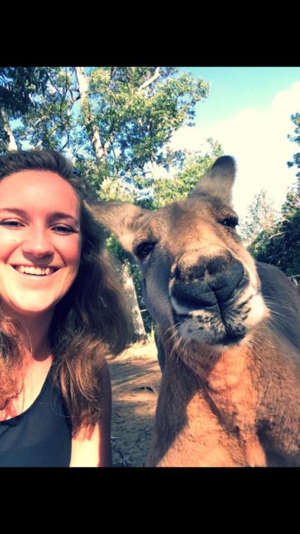 Nieuwe vriend gevonden in Brisbane!