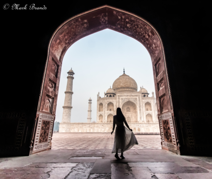 Princess of the Taj
