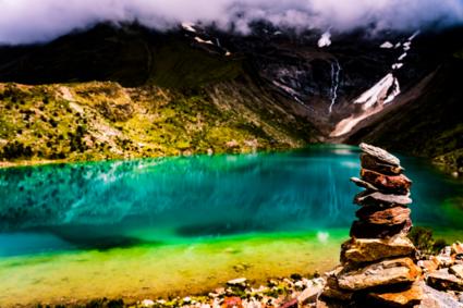 Humantaymeer in Peru