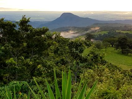 Costa Rica, waanzinnig uitzicht ❤