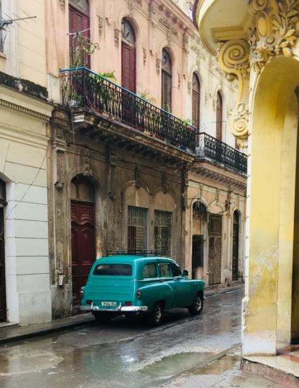 Havana after the rain