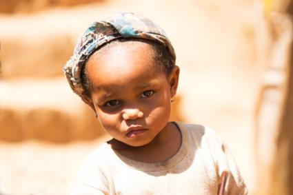 Malagasisch meisje