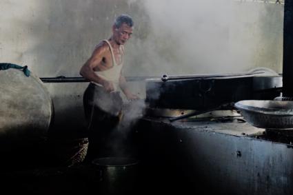 Koken voor 1000 monniken