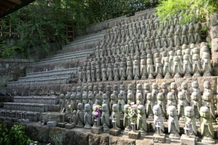Kamakura. Hoeveel Buddha's wil je hebben?